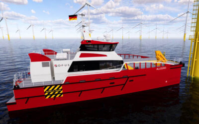 Damen signs with Opus Marine for Germany's first FCS 2710