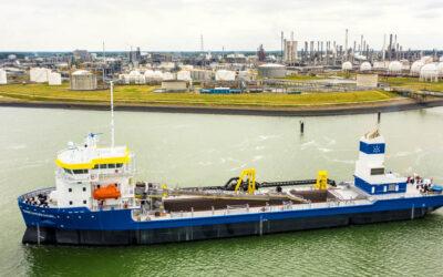 Alewijnse start met tweede TSHD bij Thecla Bodewes Shipyards