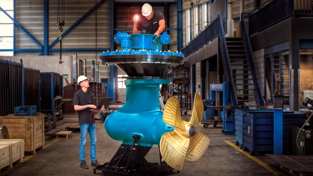 Verhaar Omega en De Waal lanceren vol trots de Equadrive®