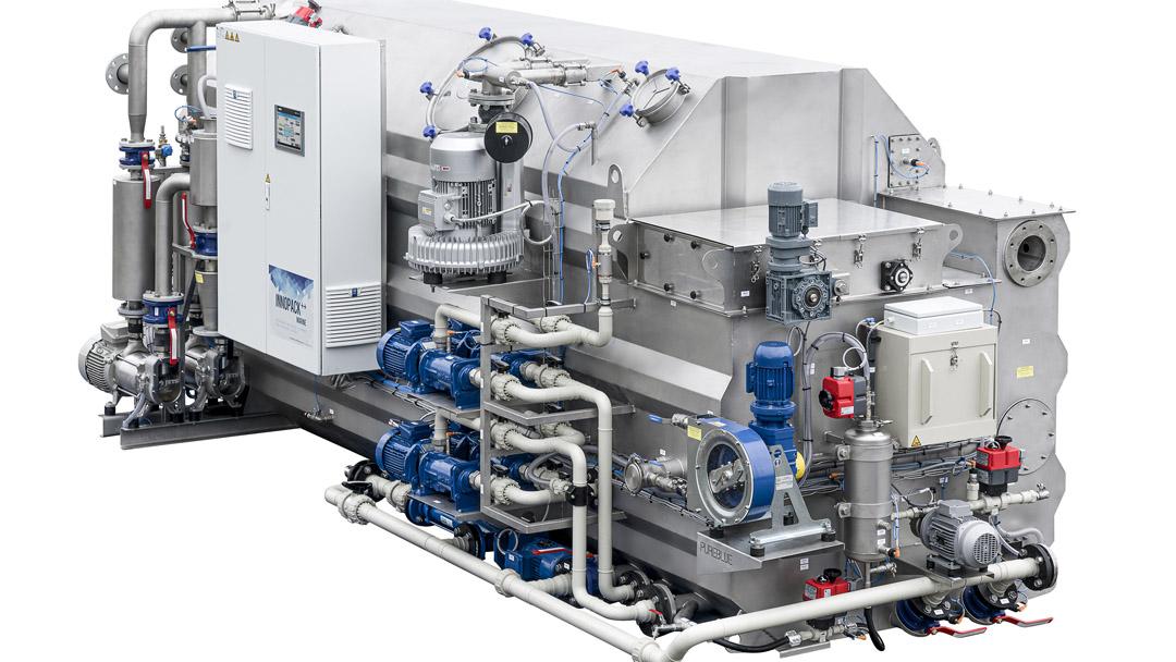 Zorgeloos afvalwater zuiveren zonder membranen