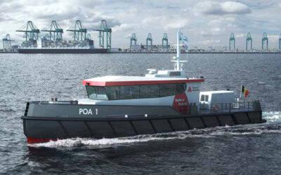 Kooiman Marine Group bouwt opnieuw innovatieve zuinige patrouilleschepen