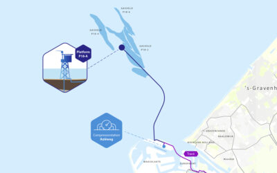 Grootste Nederlandse project voor CO2-reductie, Porthos, ligt op schema