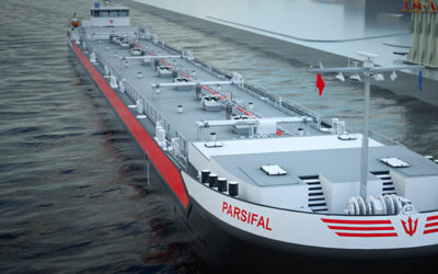 Concordia Damen bestelt 120 Stage V generatorsets bij MAN Rollo