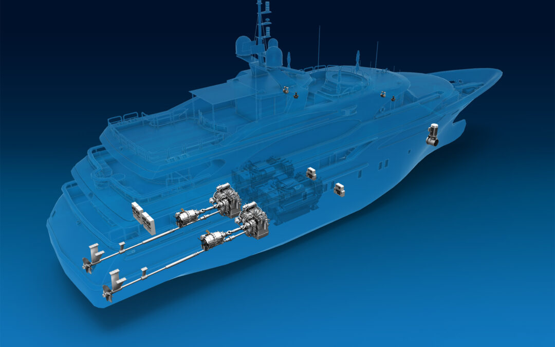 """More """"E"""" for the Sea: Targeted Expansion of Hybrid Portfolio for ZF's Maritime Transmissions"""