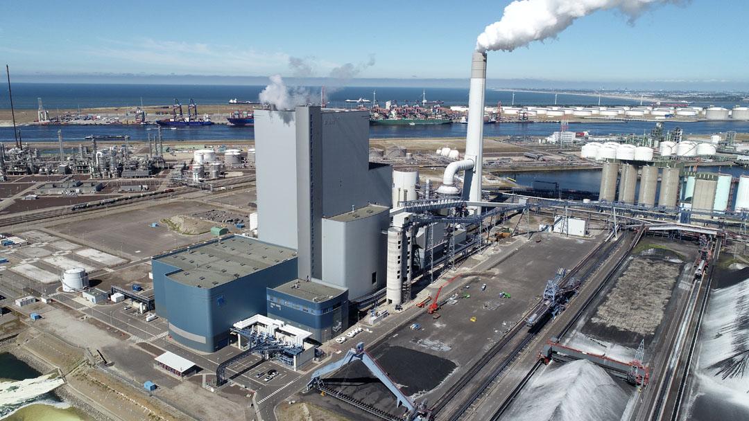 Uniper en Havenbedrijf Rotterdam starten haalbaarheidsstudie voor groene waterstoffabriek op Maasvlakte