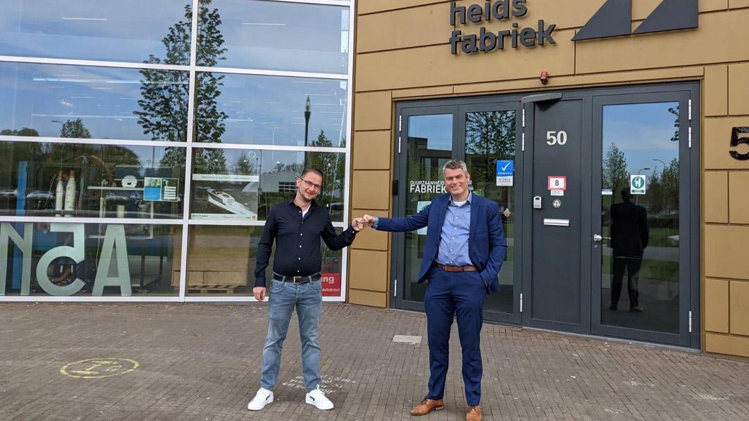Pentacon Ingenieurs vestigt zich in Dordrecht