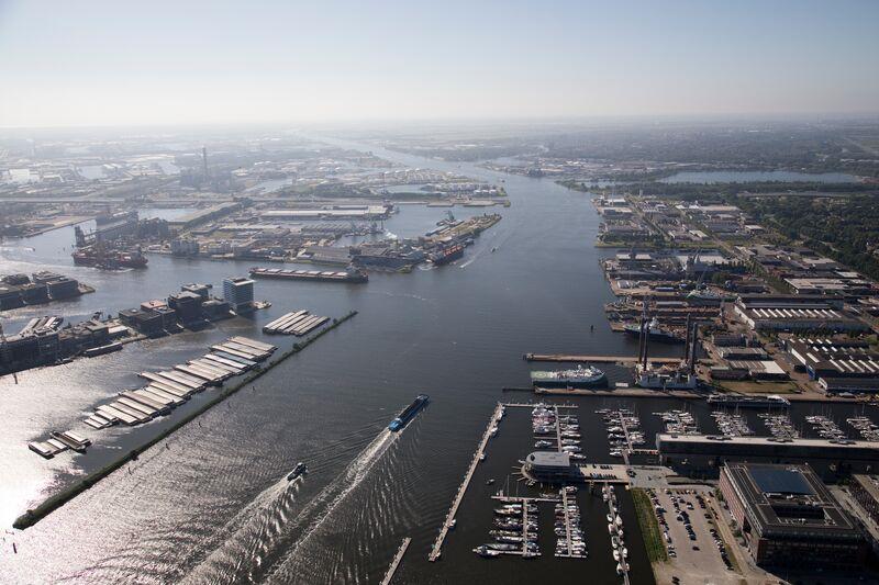 Port of Amsterdam neemt duurzaam het voortouw met nieuw strategisch plan