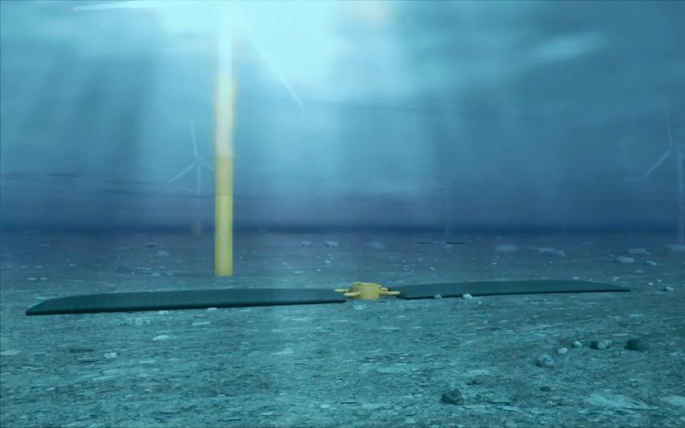 Succesvolle testresultaten voor Ocean Battery