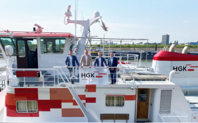 HGK Shipping puts its faith in hydrogen as the fuel of the future for its new vessels