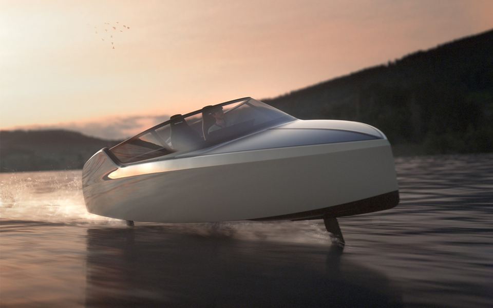 PERFORMANCE WITHOUT A TRACE: PREMIUM ELECTRIC POWERBOAT PIONEERS THE FUTURE OF SUSTAINABLE LUXURY