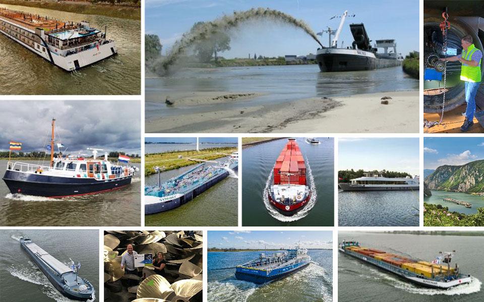 Green Award Binnenvaart: Update oktober